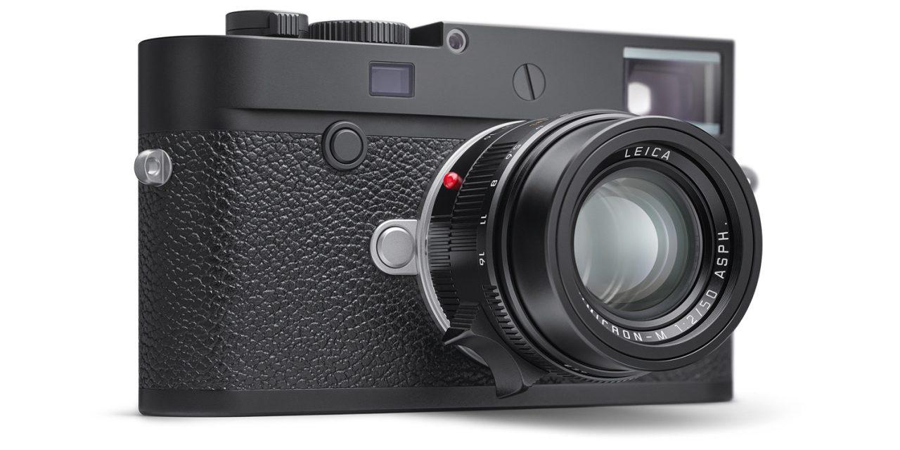 Messsucherkamera Leica M10-P (Typ 3656) vorgestellt