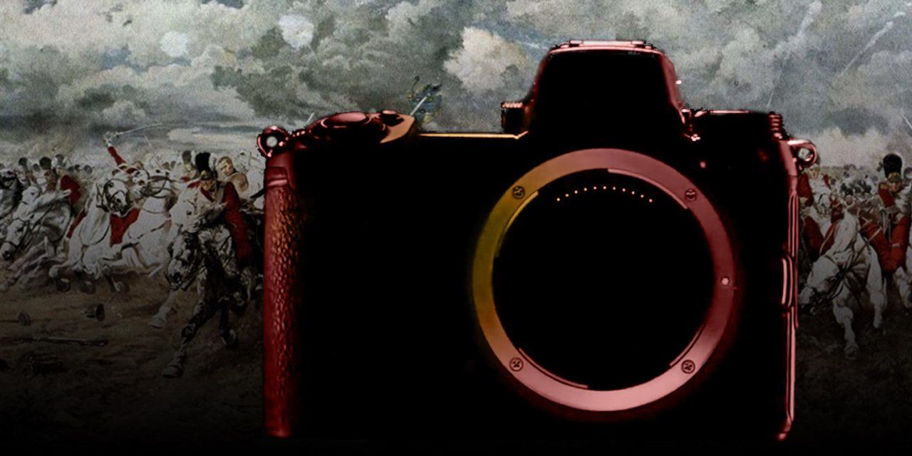 Eröffnet Nikon den Krieg der Spiegellosen?