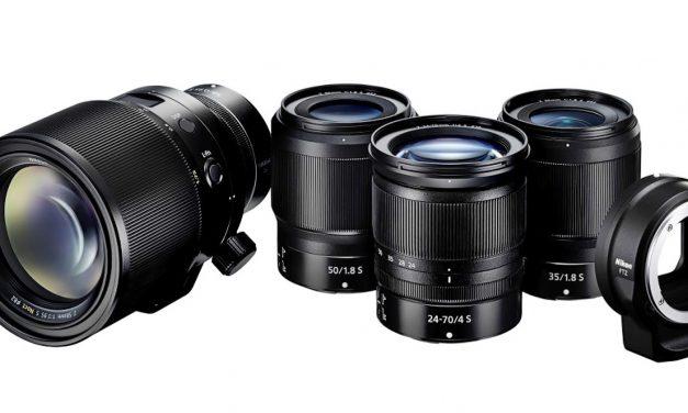 Nikon aktualisiert Roadmap für Z-Mount-Objektive