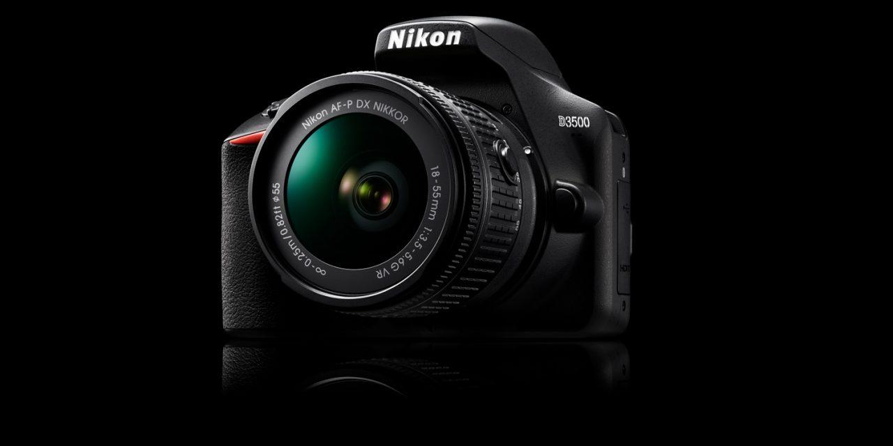 Nikons nächste Neue: Einsteiger-DSLR D3500