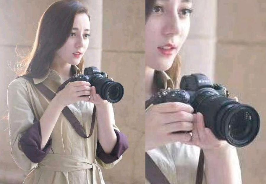 Nikon DSLM in Action