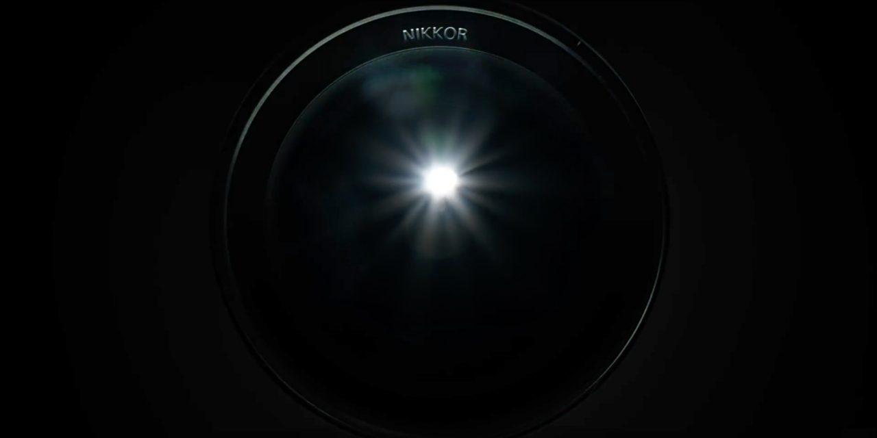 Nikon Kleinbild-Spiegellose: Neuer Trailer dreht sich um Noct-Objektiv
