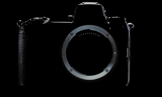 Nikon enthüllt Profi-Spiegellose (ein bisschen)