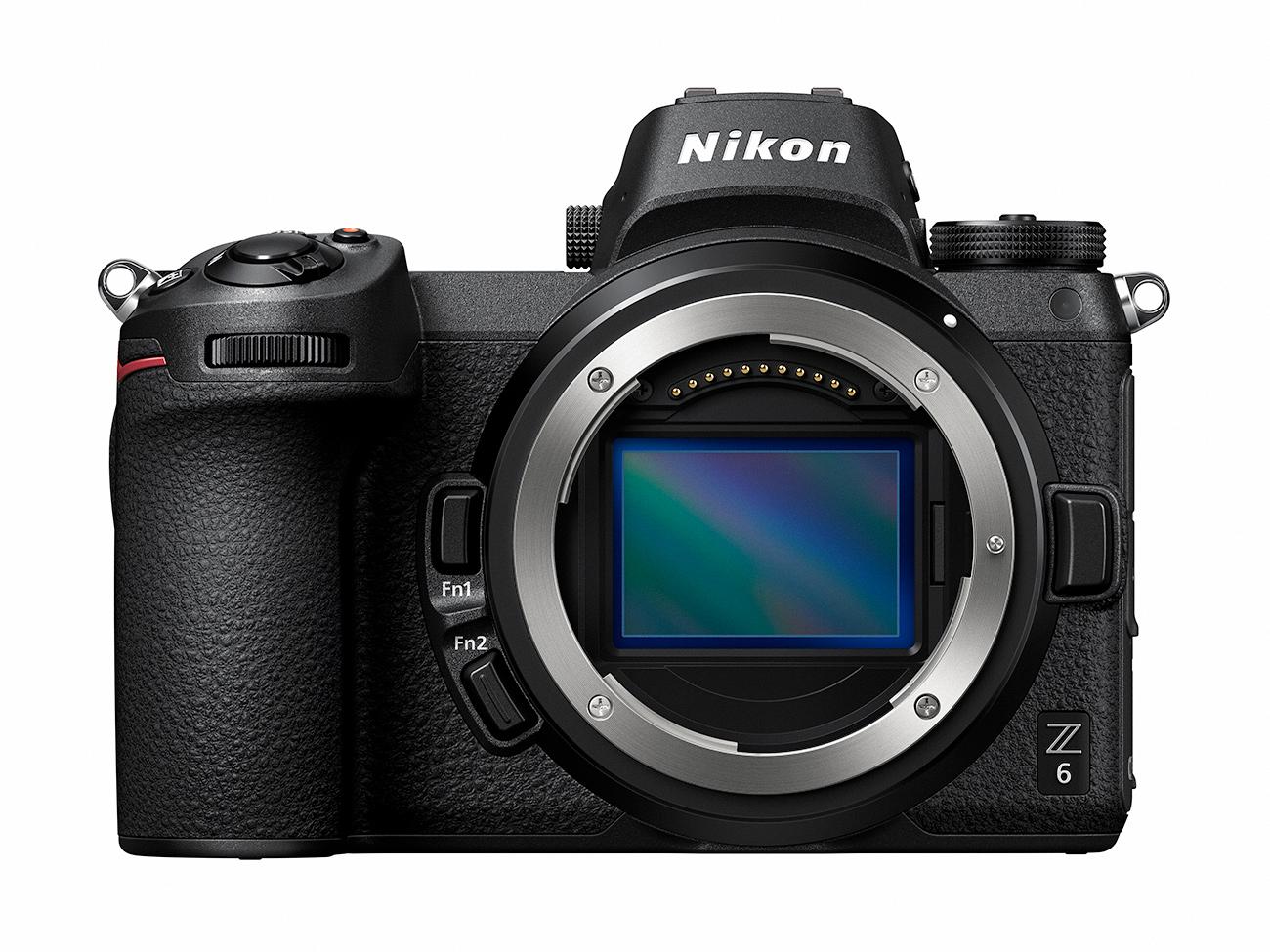Nikon Z6_front