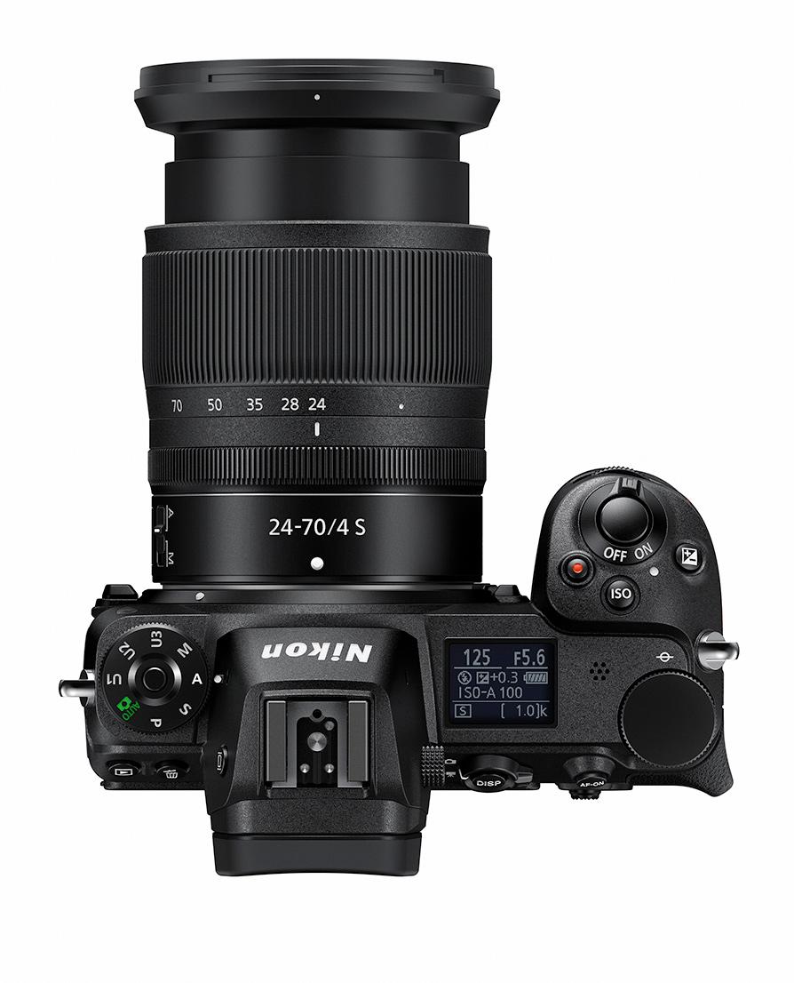Nikon Z7_Nikon Z6_NIKKOR Z 24–70 mm f4 S_top
