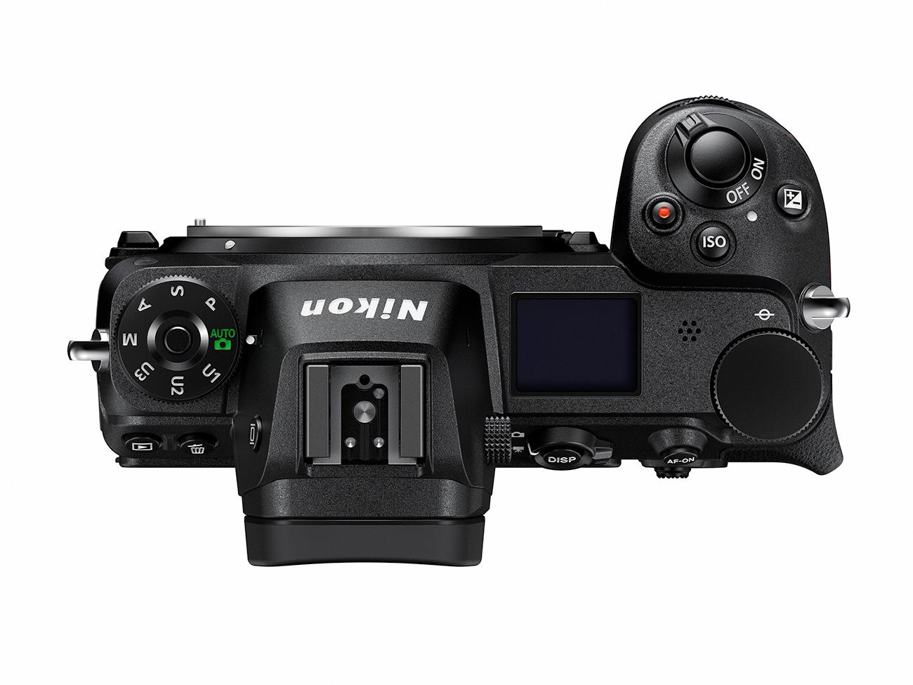 Nikon Z7_Nikon Z6_top