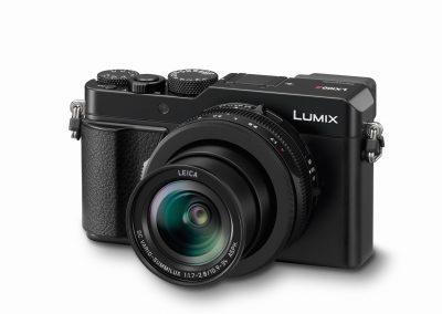 Panasonic LUMIX LX100 II slant