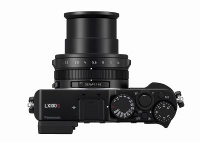 Panasonic LUMIX LX100 II top