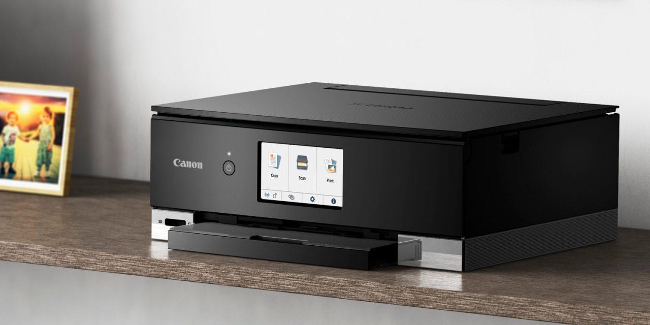 Neu von Canon: Fotodrucker Pixma TS8250 und drei weitere Modelle
