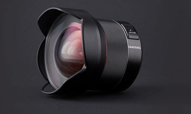 Jetzt auch für Nikon: Samyang AF 14mm F2.8