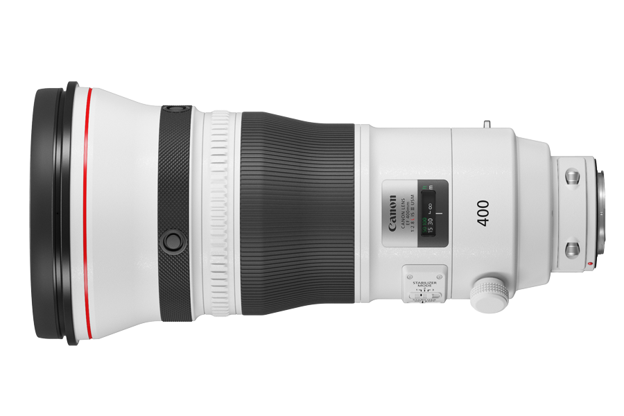 Canon EF-400mm-f2.8L-IS-III-USM
