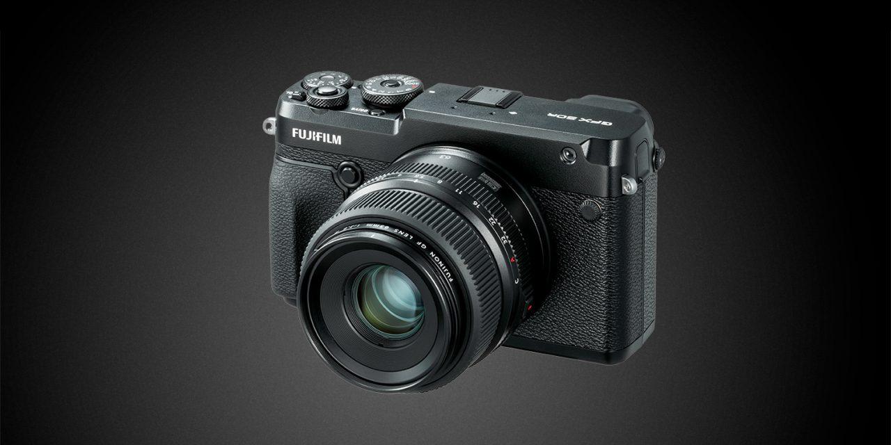 Fujifilm stellt Mittelformatkamera GFX50R im Messsucher-Stil vor (aktualisiert: erster Eindruck und technische Daten)