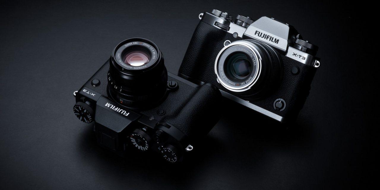 Fujifilm stellt X-T3 mit 26 Megapixel vor