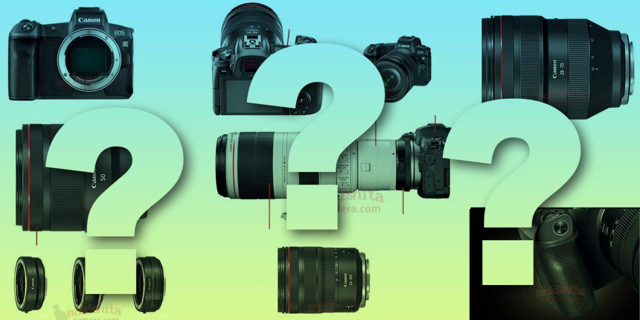 Gerücht: Ist das Canons Kleinbild-Spiegellose?