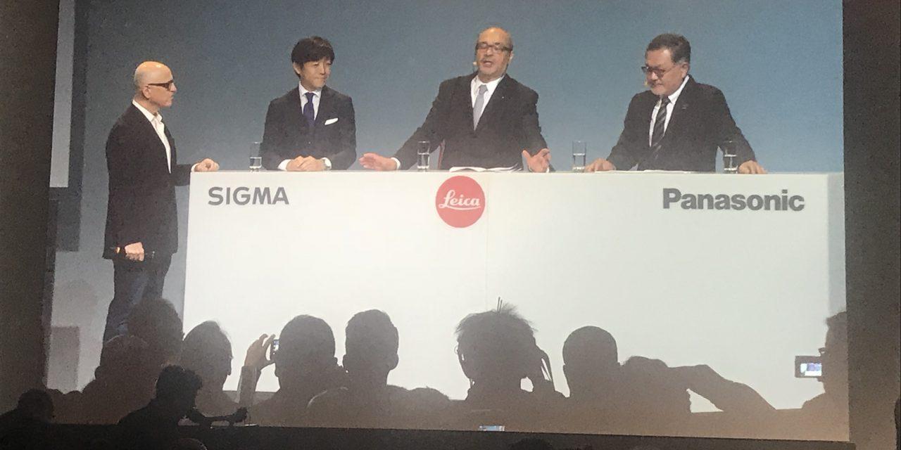 Leica stellt S3 vor und verkündet L-Mount-Alliance