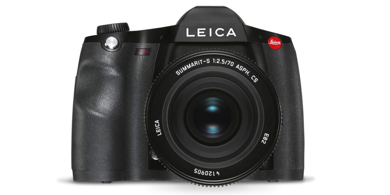 Leica S3 angekündigt