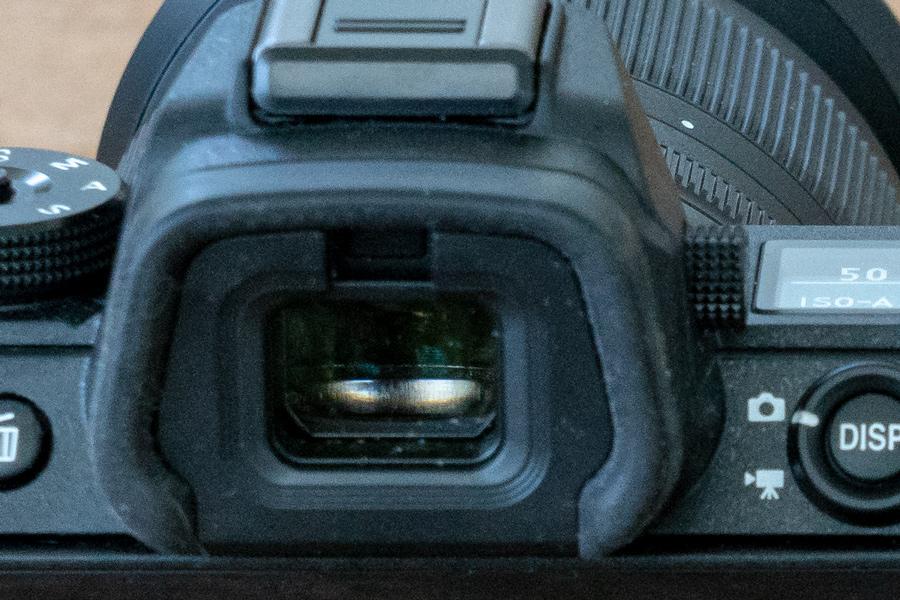 Nikon Z7 EVF