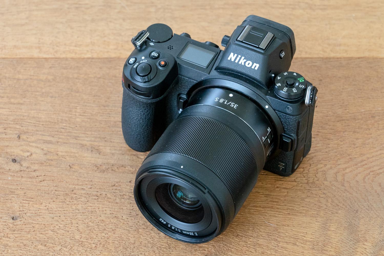 Nikon Z7 Z 35
