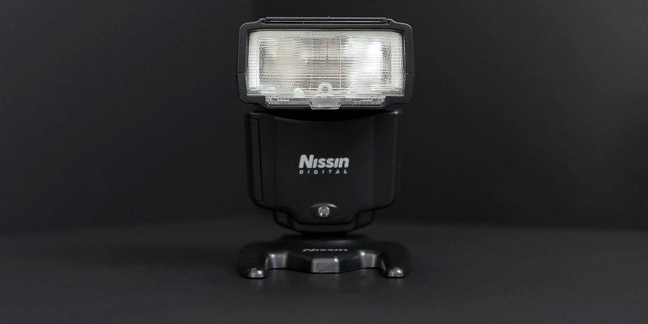 Kompakt und leistungsstark: Systemblitz Nissin i400 für Canon, Nikon, Sony, Fuji und MFT