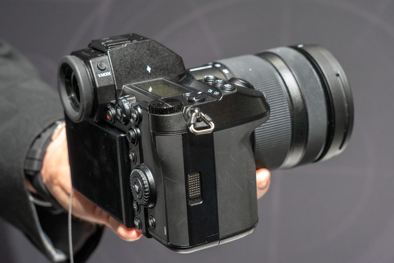 Panasonic Lumix S1R Protoyp 01