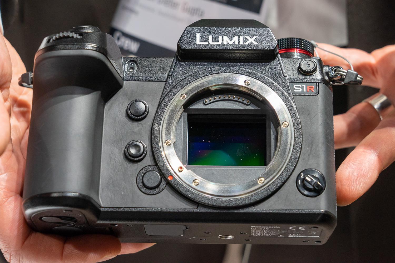 Panasonic Lumix S1R Protoyp 02