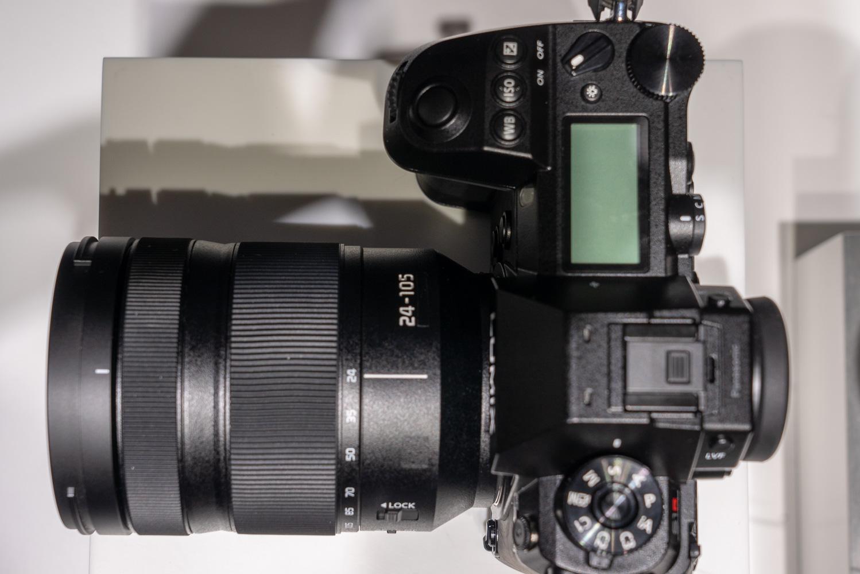 Panasonic Lumix S1R Protoyp 03