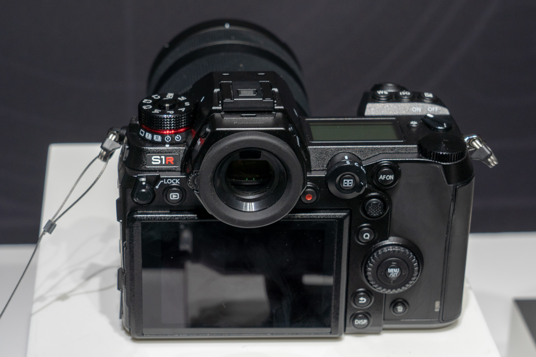Panasonic Lumix S1R Protoyp 04