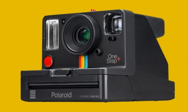 Polaroid Originals OneStep Plus: Sofortbildkamera mit Bluetooth