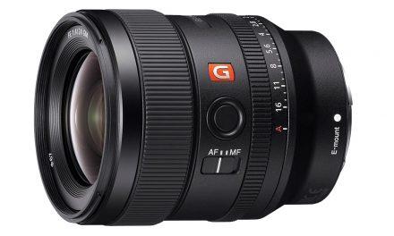 Neu von Sony: Weitwinkel FE 24 mm F1.4 GM