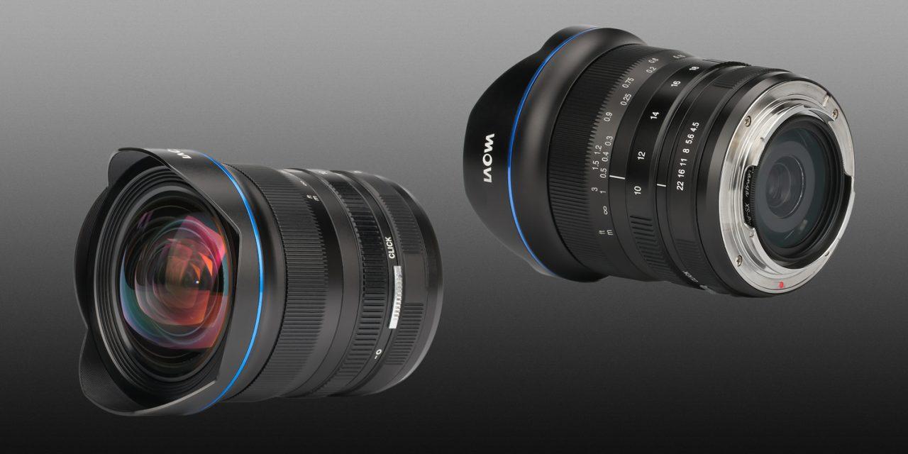 Laowa 10-18mm f/4,5-5,6 kommt bald für Sony FE, später auch für Nikon Z und Canon R