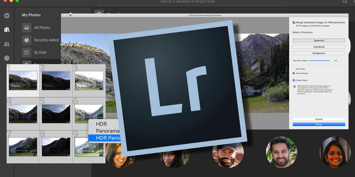 Adobe veröffentlicht Lightroom CC Classic 8.0 und Lightroom CC Oktober 2018
