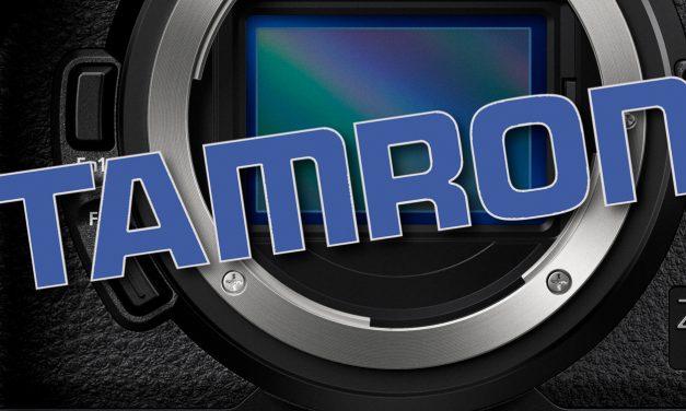 Tamron: Nicht alle F-Mount-Objektive funktionieren an Kameras der Nikon Z-Serie