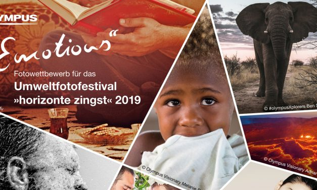 "Olympus-Fotowettbewerb ""horizonte zingst"" gestartet"