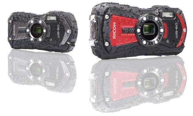 Ricoh WG-60: Outdoor-Kamera, die was wegsteckt