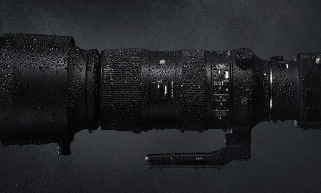 Sigma kündigt 10fach-Tele 60-600mm F4.5-6.3 DG OS HSM Sports für DSLR an (aktualisiert: Preis)