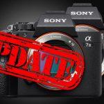 Neue Firmware für Sony Alpha 7 III und Alpha 7R III: Das sollten Sie wissen!