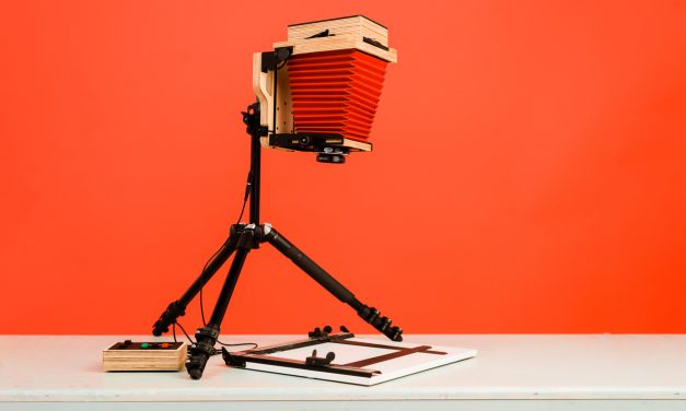 Intrepid verwandelt 4×5-Kamera in Vergrößerungsgerät