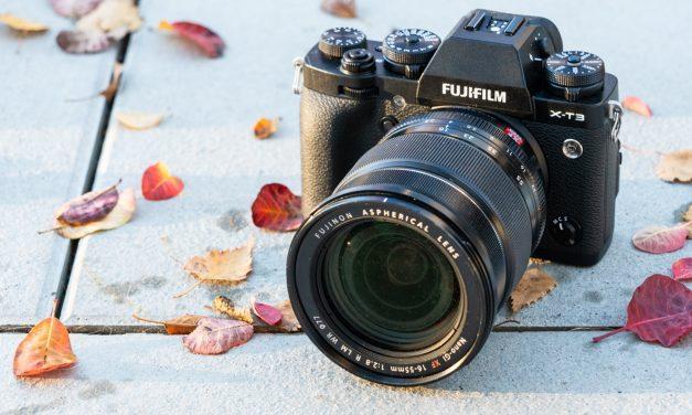 Ausprobiert: Fujifilm X-T3