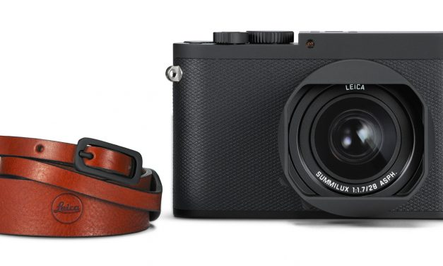 Leica Q-P vorgestellt: Technik bleibt, Design ist neu