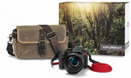 Leica bringt V-Lux im Explorer Kit