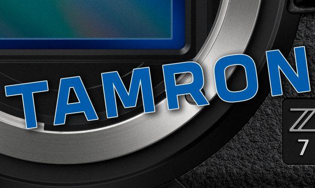 Tamron bewegt drei weitere Objektive zur Zusammenarbeit mit Nikon Z6 und Z7