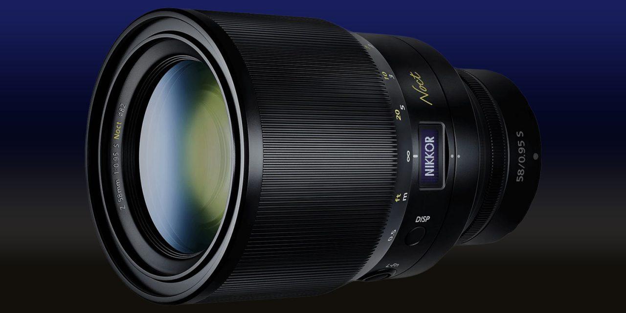 Nikon bestätigt: Z-Mount eignet sich für Autofokus-Objektive bis F/0.65