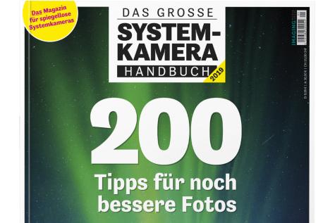 Das große Systemkamera-Handbuch 2019