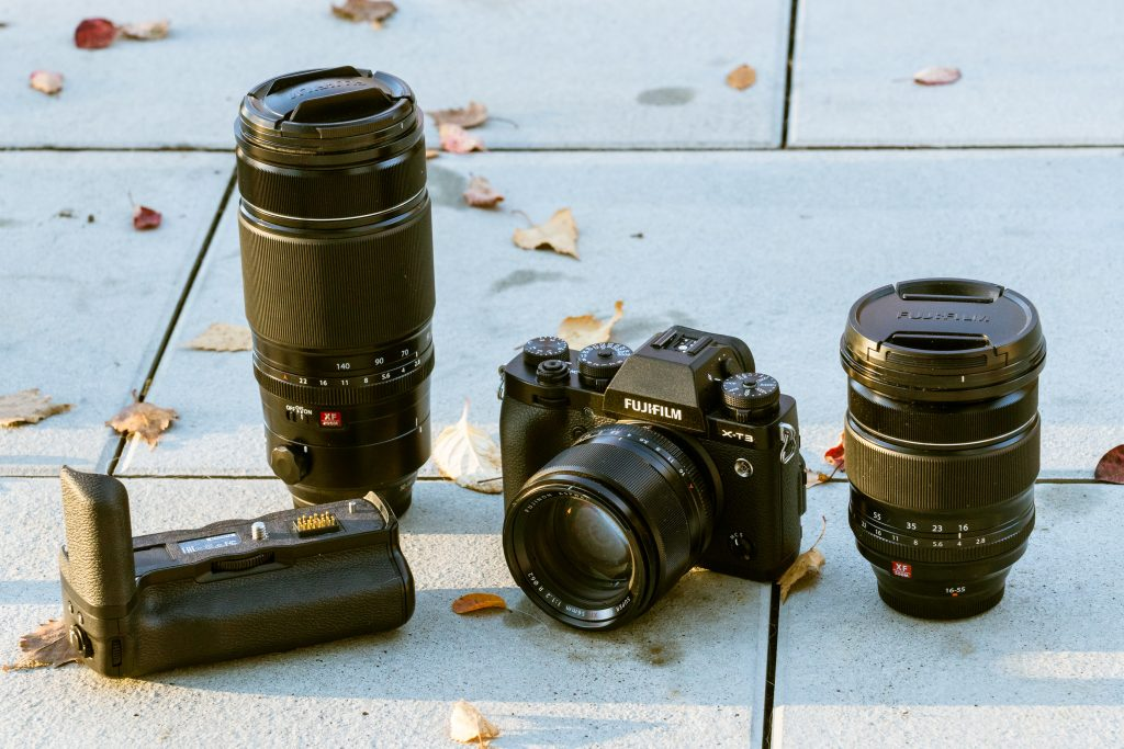 X-T3 System