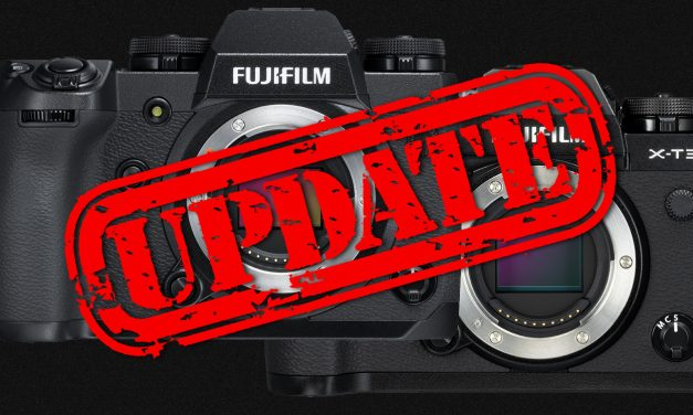Fujifilm: Neue Firmware für X-H1, X-T3 und XF80mm F2.8 Macro