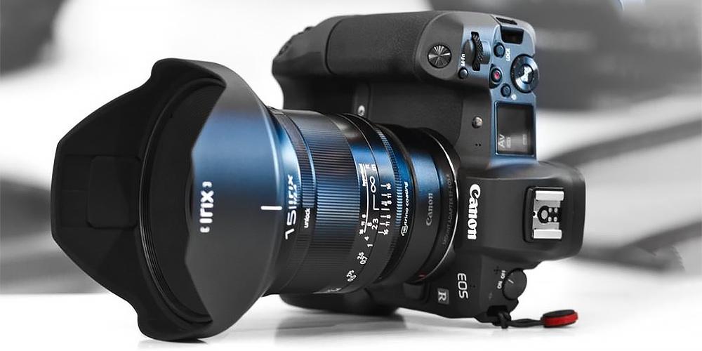 Irix-Objektive und Canon EOS R passen ab sofort perfekt zusammen