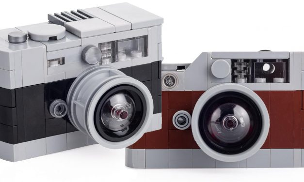 Eine Leica M aus Lego