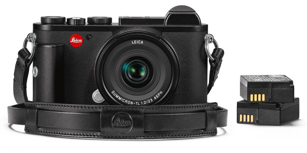 Leica schnürt CL Street Kit
