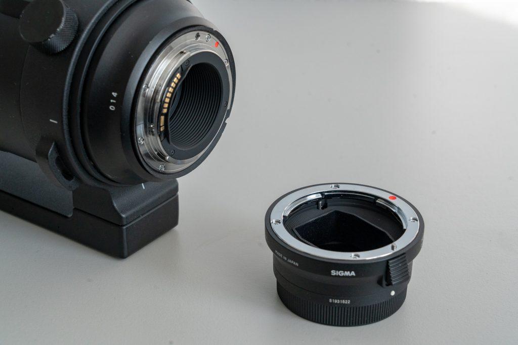 Sigma 105 ART -Canon-Variante