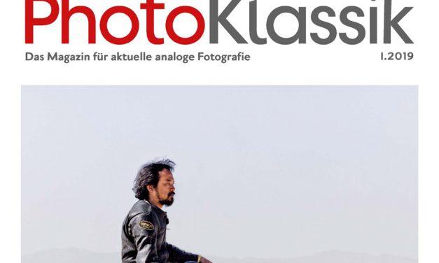 PhotoKlassik Ausgabe I.2019 will Größe zeigen